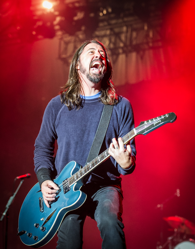 Foo Fighters Bring Sonic Highways Show to New Orleans on ...