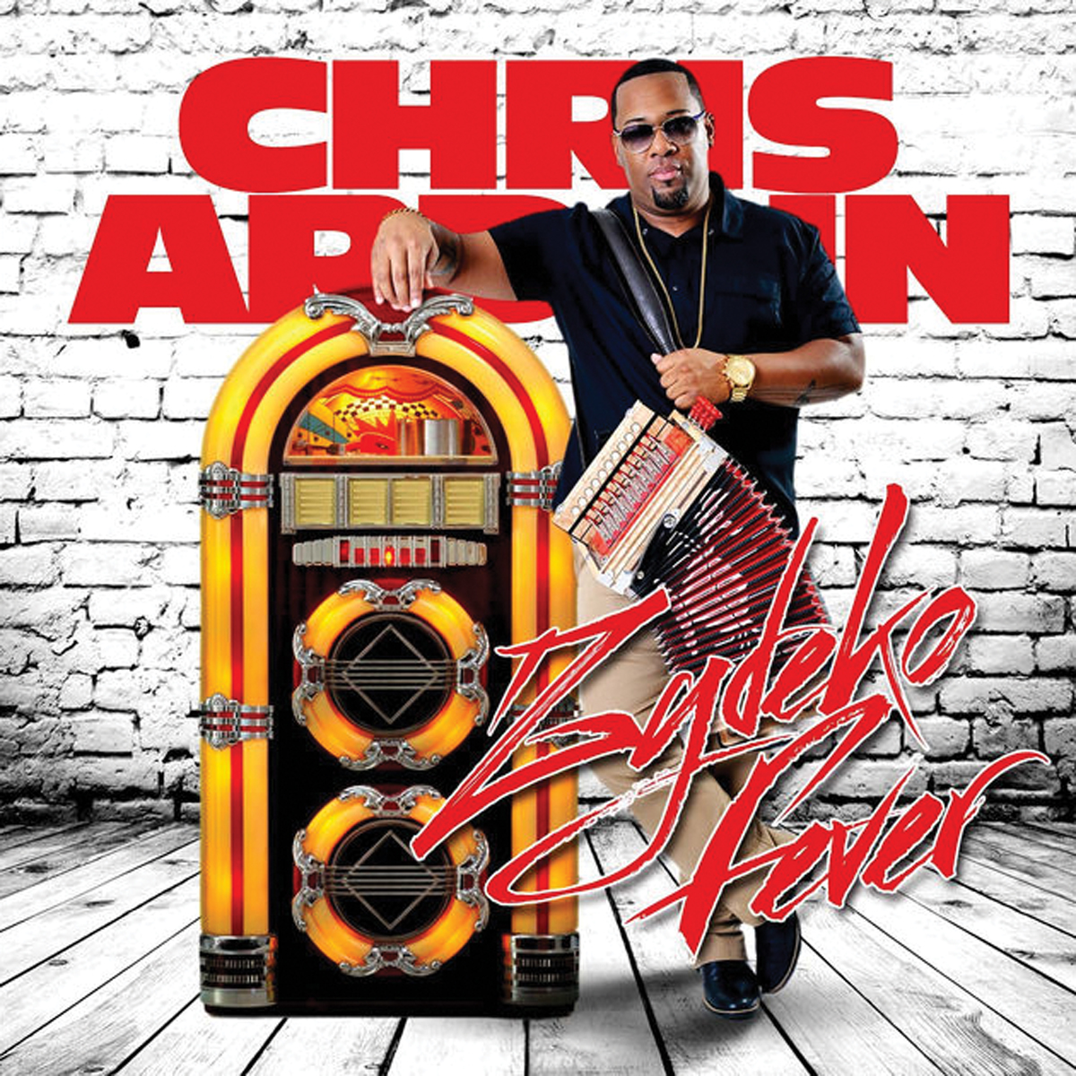 Chris Ardoin & Nustep Zydeko, Zydeko Fever (Album Review)