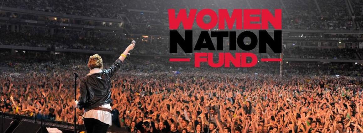 Image result for live nation women nation fund