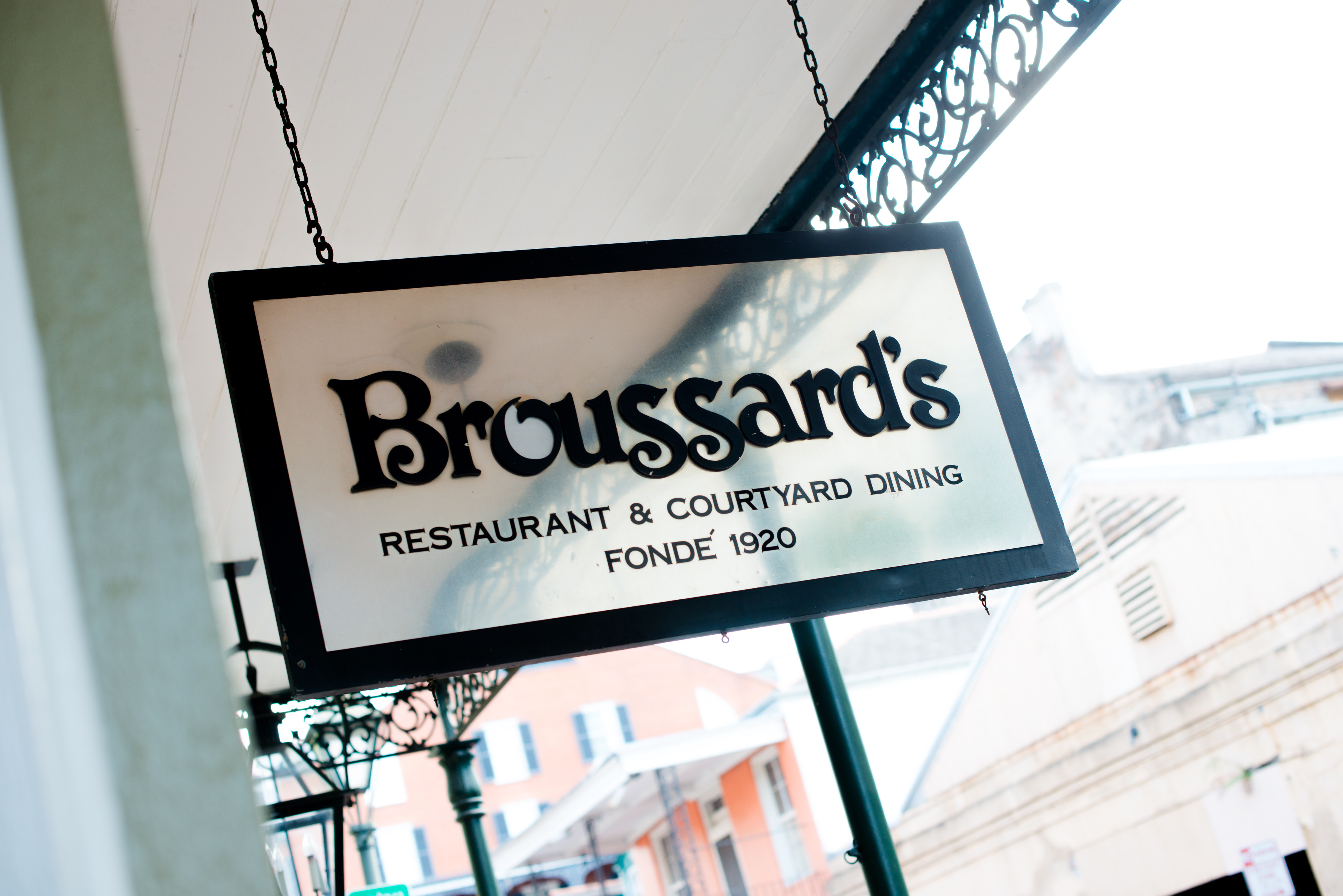 Broussard's Restaurant is turning 100 and celebrating all